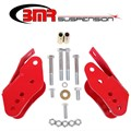 CAB005 - Control Arm Relocation Brackets, Bolt-on by BMR Suspension