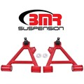 AA041 - A-arms, Lower, Coilovers, Non-adj, Poly, Std Ball Joint by BMR Suspension