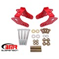 CAB740 - Control Arms Relocation Brackets, Bolt-on by BMR Suspension