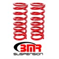 "SP028 - Lowering Springs, Front, 1"" Drop, 525 Spring Rate by BMP Suspension"