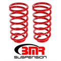 "SP029 - Lowering Springs, Rear, 1"" Drop, 235 Spring Rate by BMP Suspension"